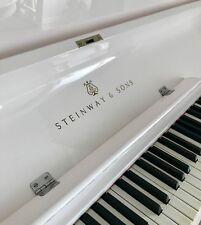 HOCHWERTIGES STEINWAY & SONS Klavier Konzertpiano Flügel Piano Pianino