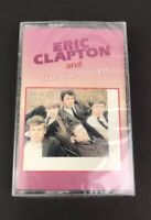 Rare Brand New Eric Clapton and the Yardbirds Cassette Tape Sealed