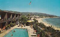 *(N)  Laguna Beach, CA - The Inn at Laguna - Swimming Pool and Coastline View