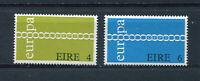 S10468) Ireland 1971 MNH Europa 2v