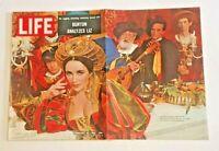 February 24, 1967 LIFE Magazine Liz Taylor 1960s Advertising  FREE SHIP Feb 2