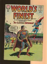 World's Finest Comics 140 VG+ 4.5 * 1 * Batman! Superman! Clayface! Green Arrow!