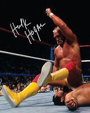 HULK HOGAN #2 (WWE) - 10X8 PRE PRINTED LAB QUALITY PHOTO PRINT