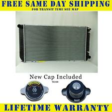 Radiator With Cap For Chevy Gmc Fits Ck 1500 2500 3500 Tahoe 6.5 Diesel 1523WC