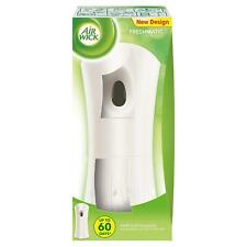 2 x AIRWICK AIR WICK FRESHMATIC MAX AUTOMATIC SPRAY MACHINE UNIT GADGET WHITE
