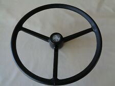 Classic 1275GT/ clubman  15inch  3 Spoke Steering Wheel new leather