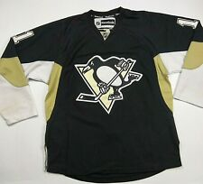 Jordan Staal 11 Pittsburgh Penguins Reebok  NHL Hockey Jersey  52 W/ Fight Strap