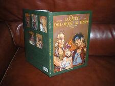 LA QUETE DE L'OISEAU DU TEMPS N°5 L'AMI JAVIN - EDITION ORIGINALE 1998 DARGAUD