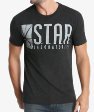 THE FLASH S.T.A.R. LABS STAR T-Shirt NEW Licensed & Official