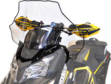 Cobra Powermadd Windshield Ski-Doo REV XS/XM 13-18 Mid Clear w/black Fade