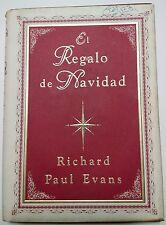El Regalo De Navidad por Richard Paul Evans 1985 HC DJ