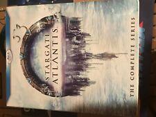 Stargate Atlantis: The Complete Collection Series [Blu-ray Box Set 20 Discs]