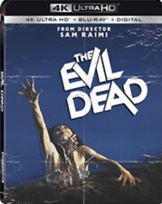 Evil Dead [New 4K UHD Blu-ray] With Blu-Ray, 4K Mastering, Digital Copy
