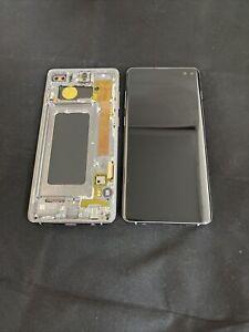 Genuine SAMSUNG GALAXY S10 Plus G975 LCD TOUCH DISPLAY SCREEN - Black-