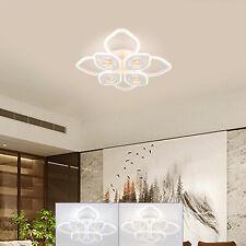 LED Deckenleuchte Lampe Blütenform Acryl Deckenlampe Wohnzimmer Schlafzimmer NEU