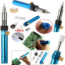 DIY Crafts® Torch Soldering Solder Iron Gun Butane Cordless Welding Burner 3in1e