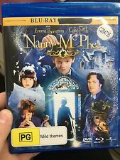 Nanny McPhee ex-rental BLU RAY (2005 Emma Thompson family fantasy movie)