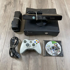 New listing Microsoft Xbox 360 Slim 250Gb Black Game Console Model 1439 Bundle