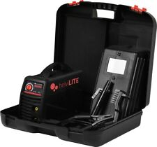 HELVI saldatrice inverter elettrodo 200amp + kit accessori RODMAKER 211 99805999