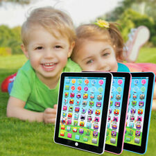 Baby Tablet Educational Toys For 1-6 Year Old Toddler Girls Boy Learning English