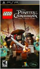 LEGO Disney Pirates of the Caribbean The Video Game Sony PSP Brand NEW SEALED