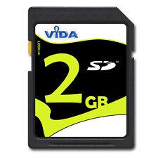 2GB SD Memory Card for Canon PowerShot SD600 (Digital IXUS 60 / IXY Digital 70)
