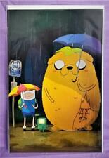 DF Variant ADVENTURE TIME #10 Signed Remarked Chris Caniano (KaBoom!, 2013)!