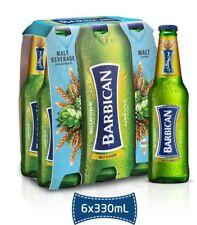 Barbican Malt Beverage Non Alcoholic Drink 6 Pack 330ML Bottles