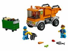 LEGO CITY Garbage Truck Construction Toy (60220 UNBOXING)