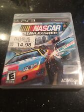 NASCAR Unleashed (Sony PlayStation 3, 2011) PS3 Brand new Factory Sealed
