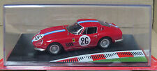 FERRARI 275 GTB COMPETIZIONE - 24h LE MANS 1966 - RACING COLLECTION 1:43 – #22