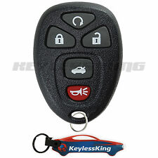 Replacement for Chevrolet Malibu - 2004 2005 2006 07 08 09 10 11 12 5btn Remote