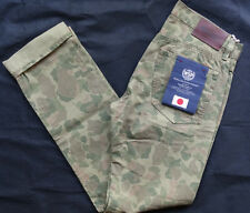 "Denim & Supply Ralph Lauren World SELVEDGE Project ""Giappone"" Straight Taglia 30/34"