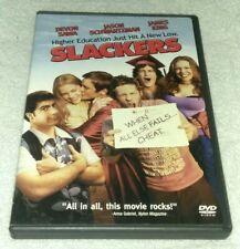 Slackers (Dvd) Devon sawa Jason Schwartzman James King