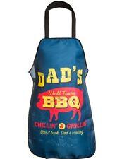 Küchenschürze Grillschürze Kochschürze Schürze Latzschürze Vintage Dad's BBQ