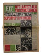 HITWEEK Magazine 25 August 1967 Windsor Festival Cream Arthur Brown Rolling