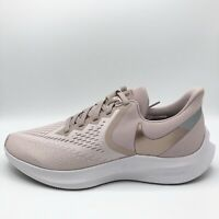 Nike Zoom Winflo 6 Pink/Bronze Womens Size 10 Running Shoes AQ8228-200
