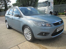 Ford Focus Titanium 2.0 TDi Estate 2009 6 Speed