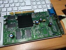 ATI Radeon 9550 agp 256 mb
