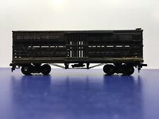"HO Scale ""Rio Grande Western"" 1500 ""Old Time"" Livestock Cattle Freight Train"