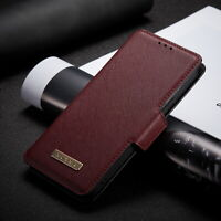For Google Pixel 4a / 5G /5 Luxury Business Flip Leather Wallet Stand Case Cover