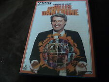 """COFFRET 3 DVD NEUF """"LES VILLES D'ANTOINE"""" Antoine DE CAUNES"""