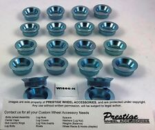 WHEEL LUG HOLE INSERTS FOR ALUMINUM WHEELS 20 PIECES PART # WI660-N