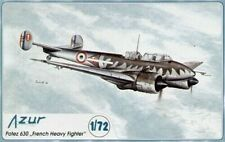 NEW AZUR (A036): Potez 630 French Heavy Fighter au 1/72