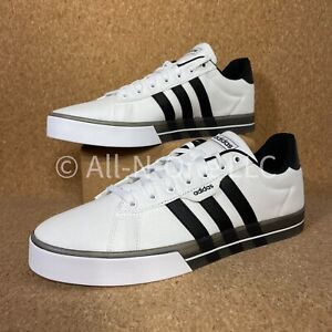 Adidas Daily 3.0 White Black Casual Skate Boarding Mens Shoes FW7049 All Sizes