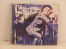 CD 4 titres CINDY LAUPER You don't know EPC 664040 2