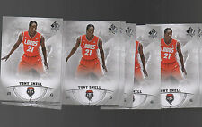 (10) COUNT LOT TONY SNELL   2013-14 SP AUTHENTIC CARD ROOKIE #23 NEW MEXICO