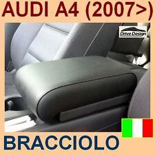 Audi A4 (dal 2007) -bracciolo regolabile -vedi nostri tappeti auto -alta qualità
