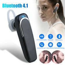 Wireless Bluetooth Earbud Headset Earphone Mini Stereo Noise Reduction Headphone