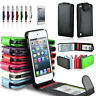 NEW Premium Leather Wallet Flip Credit ID Card Case Cover F iPod Touch 5 5TH GEN